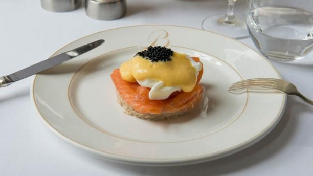 Brasserie Van Baerle Suggestie van de chef