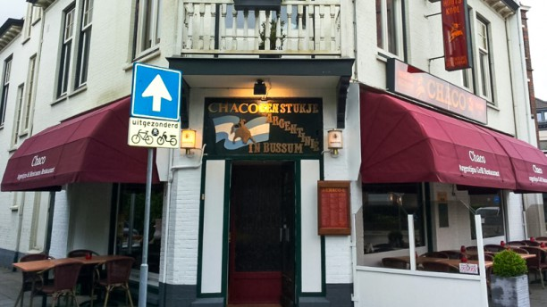 Argentijns Grill Restaurant Chaco Ingang
