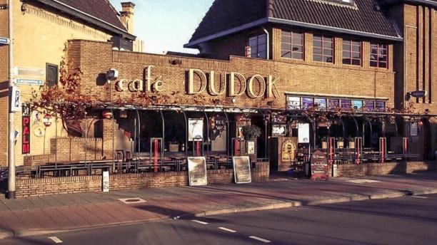 Cafe Dudok Ingang