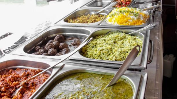 Perzisch Restaurant Zartosht Suggestie van de chef