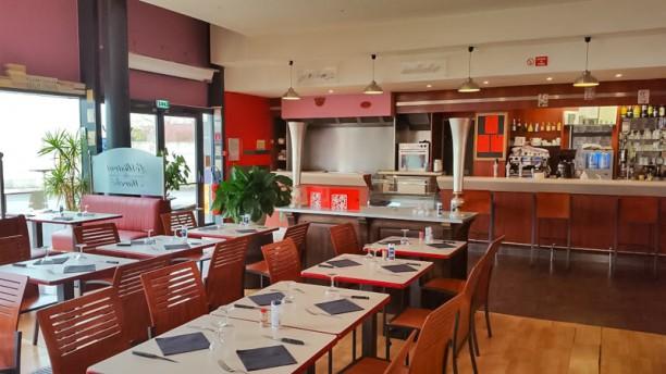 Le Bistrot du Marché Salle du restaurant