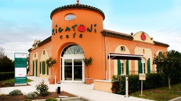 Rigatoni Café Saint Brice Entrée