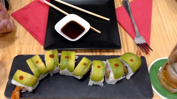 Más que Bakery Sushi