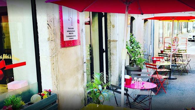 Le Temps d'une Tartine - Restaurant - Vienne