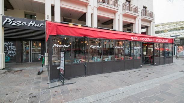 Pizza Hut Les Halles Terrasse