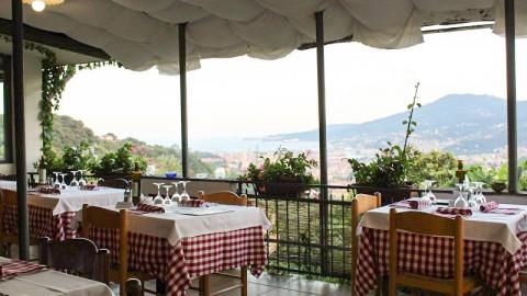 Vecchia Osteria San Rocco, La Spezia