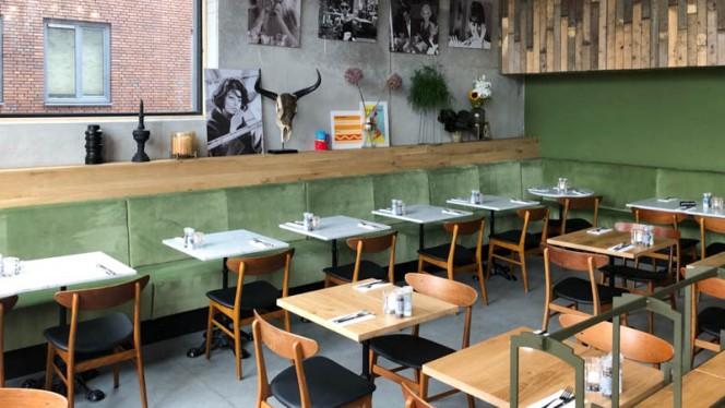 Het restaurant - NY Bistro & Bar Op Zuid, Utrecht