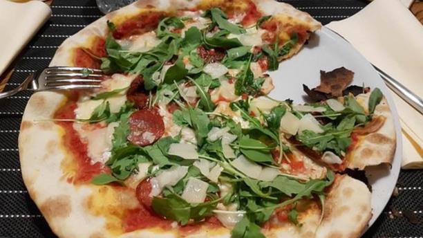 Teo's Restaurant La nostra pizza senza lievito