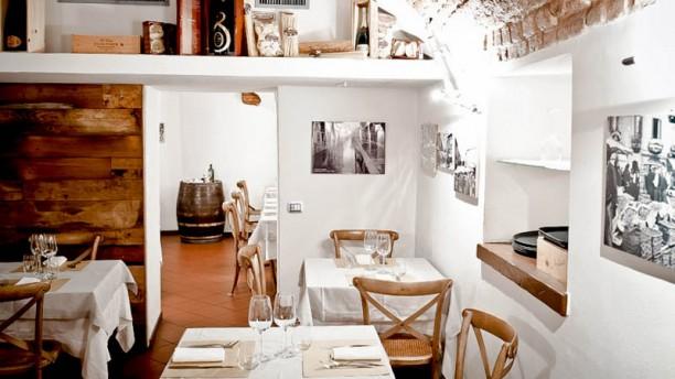 Taverna del Verziere sala