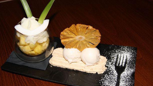 Café Fontaine Dessert