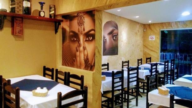 layalina restaurante Sala
