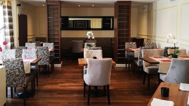 Ume Restaurant Epalinges Salle du restaurant