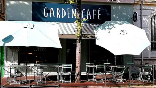 Garden Café Devanture