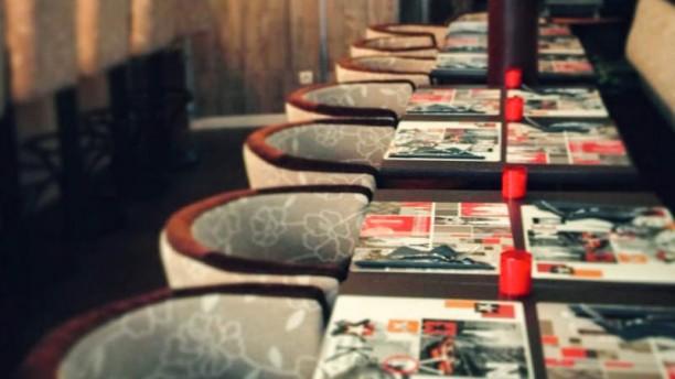 Le New-York Café Apreçu de la salle