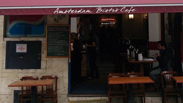Amsterdam Bistrô Café amsterdam