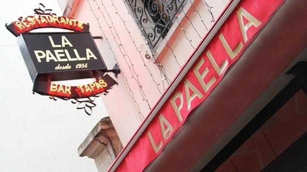 La Paella devanture