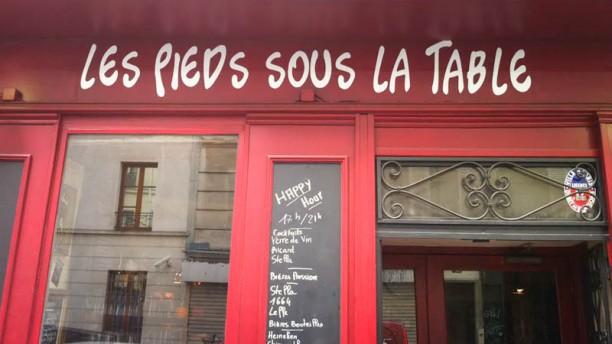 Les pieds sous la table in paris restaurant reviews menu and prices thefork - Restaurant les pieds sous la table ...