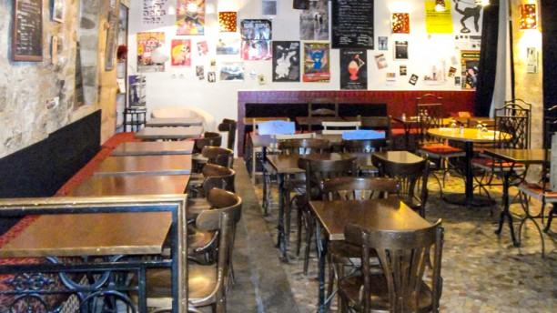 Restaurant les pieds sous la table paris 75011 p re lachaise m nilmontant menu avis - Restaurant les pieds sous la table ...