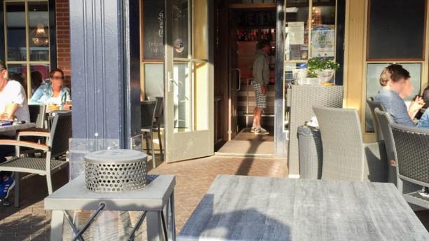 Grand-Café Restaurant De Bunckman Terras
