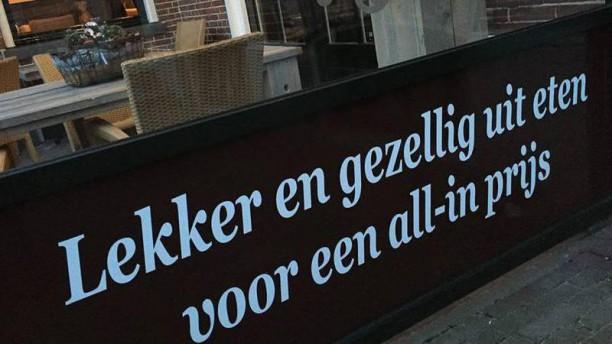 Restaurant de Muzikant - Assen Lekker uit eten voor een all in prijs