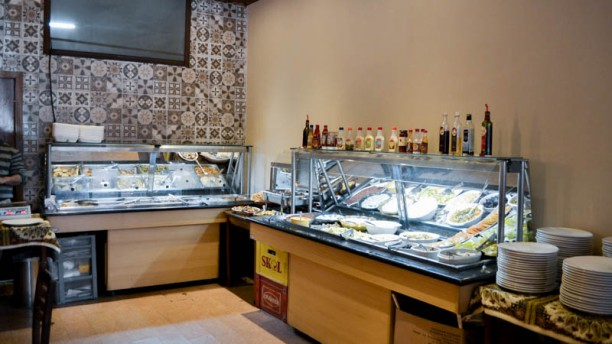 Alshekh restaurante