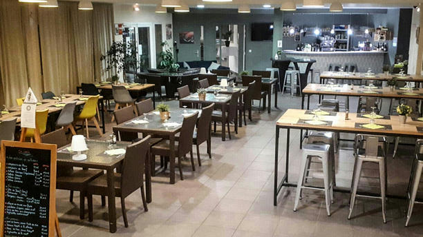 Le Nohma Salle du restaurant
