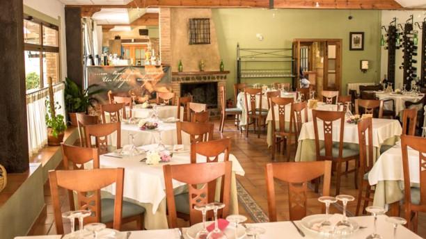 El Puerto Sala del restaurante