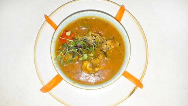 Indian Garden Sugerencia del chef