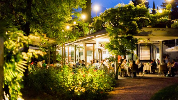La Capannina Pizza and Grill Du Lac et Du Parc Grand Resort Ristorante