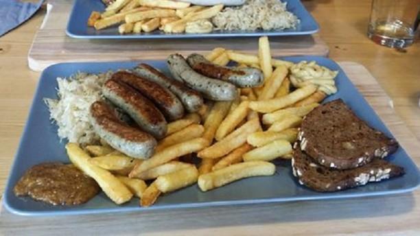 Wursteland Street Food Piatto
