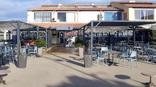 Brasserie le QG Terrasse