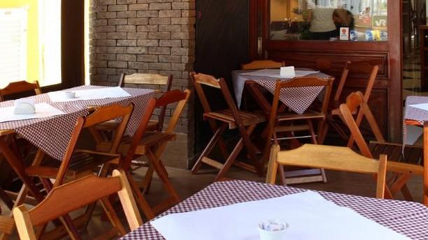 Cadora Restaurante Sala