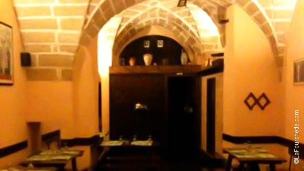Osteria Vecchia Cantina sala