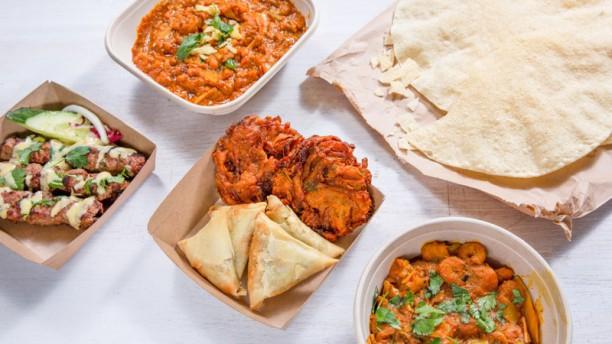 Flavours of India Suggestie van de chef