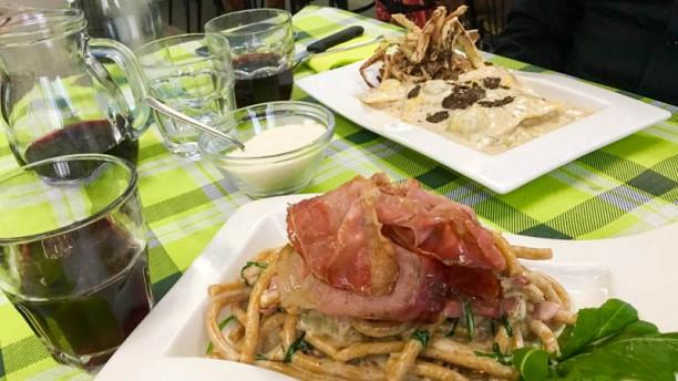Ristorante Brusarul di Morena & Massimo Suggerimento del chef