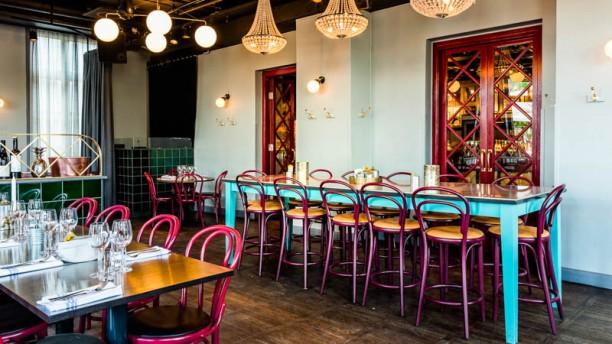 Dating restauranger klubbar