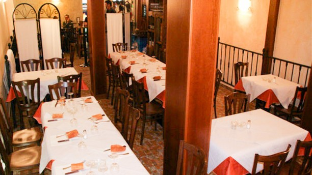 Restaurant mes n castillo collado villalba avis menu for Sala 8 collado villalba