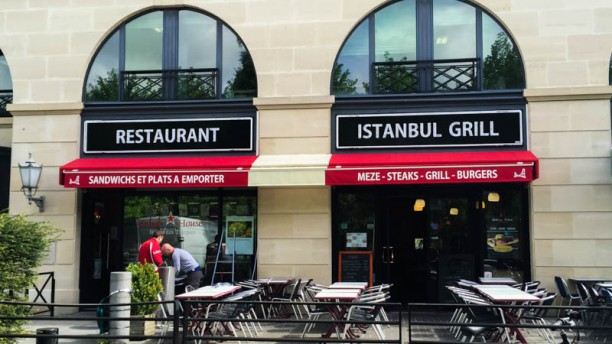 Istanbul grill restaurant in chessy restaurant reviews for Exterieur restaurant