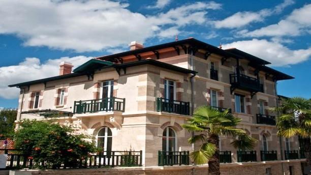 Villa Mirasol vue de l'extérieur