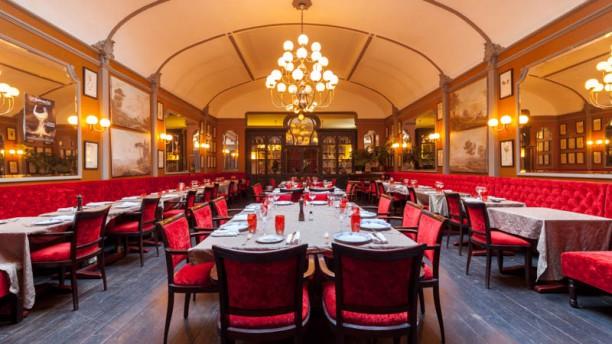 Café du Levant Vue de l'intérieur