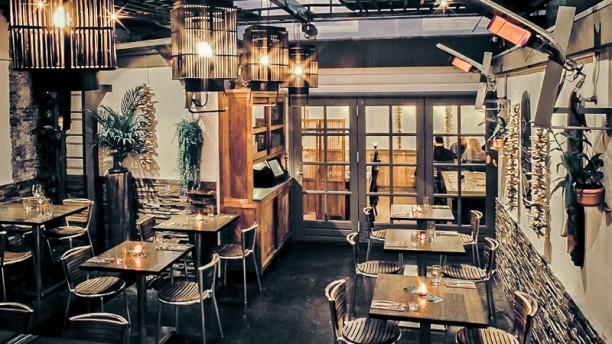 Specktakel restaurantzaal