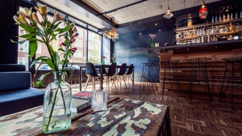 Kevin Bacon Bar, Amsterdam