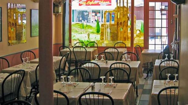L'Oriental Salon du restaurant