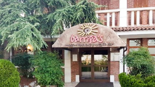Barriga's Entrata