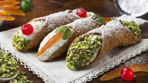 Hamburger Siciliano Suggerimento dello chef