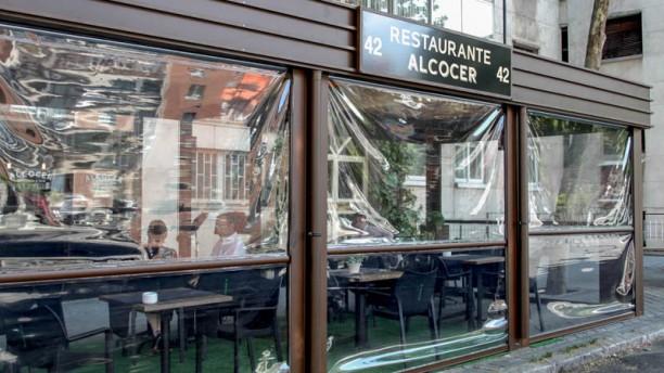 Alcocer 42 Bar & Josper Grill Vista terraza