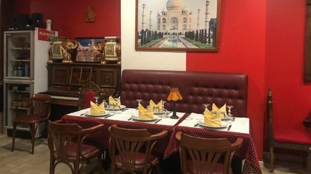 Maharaja Salle du restaurant