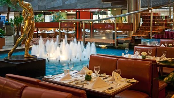 Restaurante 150 Maksoud Sala