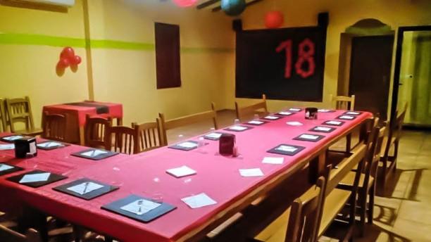 Bar Asociación Vilela Vista sala