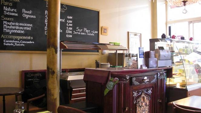 Pain d'épices - Restaurant - Paris